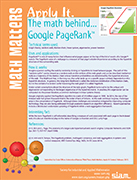 math behind google pagerank