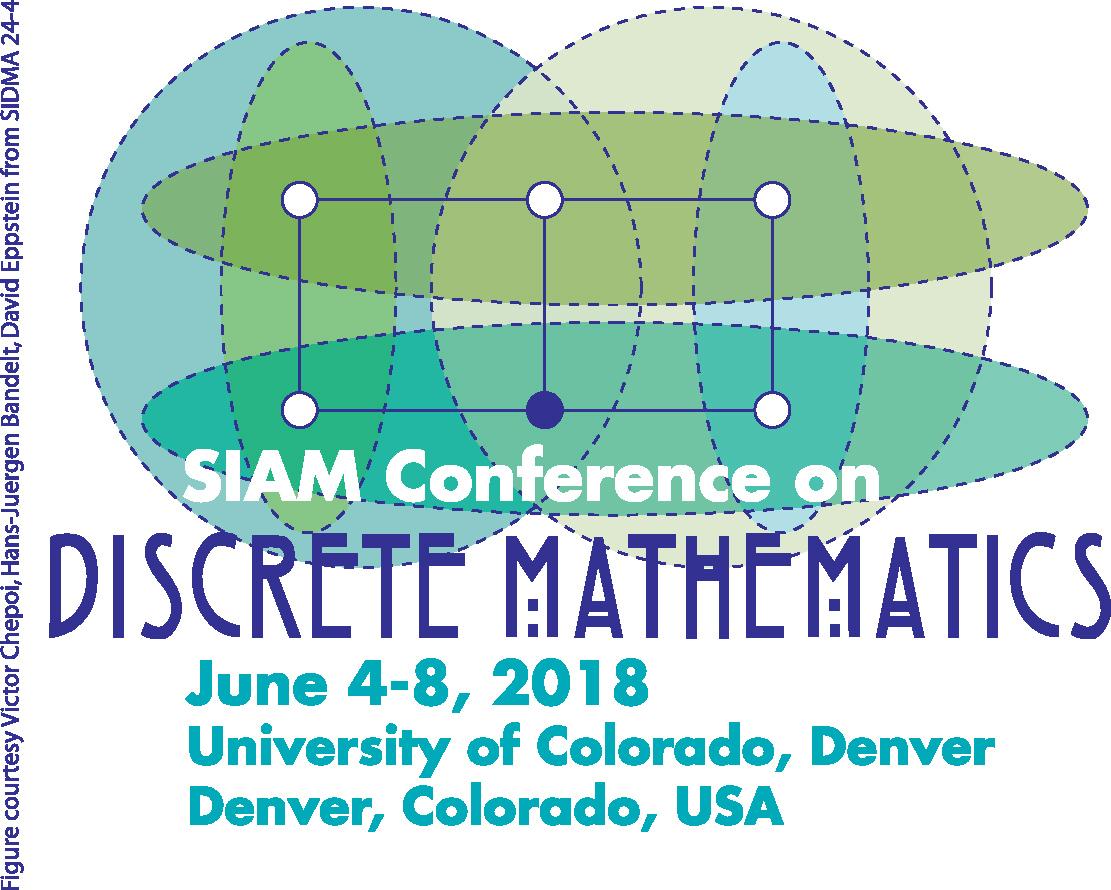 siam siam conference on discrete mathematics dm18