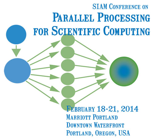 SIAM: SIAM Conference on Parallel Processing and Scientific ...